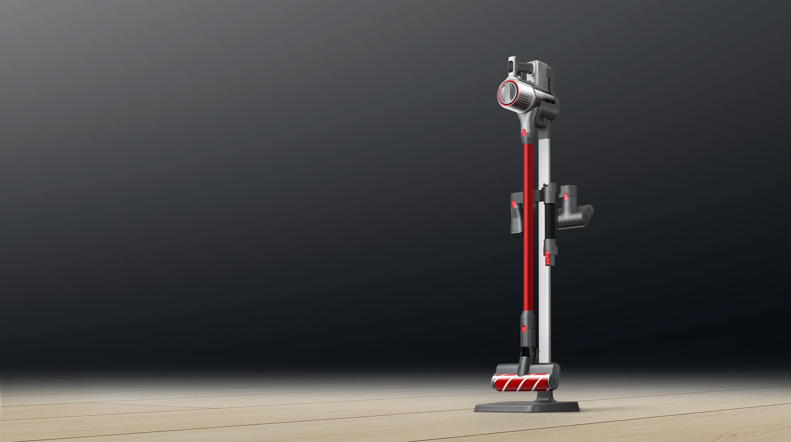 石头手持吸尘器H6-强劲高能 轻而有力