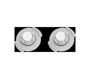 石头扫地机器人水箱滤芯(6对装)